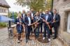 Pressekonferenz zur Vertragsunterzeichnung zwischen den Stadtwerken Weinstadt und der Deutschen Telekom am 4. Oktober 2021 10:00 – 12:00 Uhr im Sitzungssaal der Stadt Weinstadt