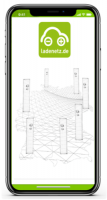 Smartphone E-Tankstellen