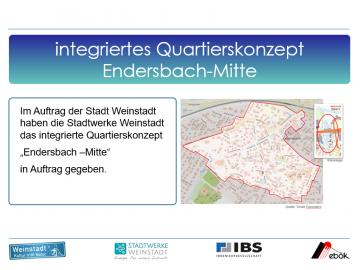 Integriertes Quartierskonzept Endersbach Mitte