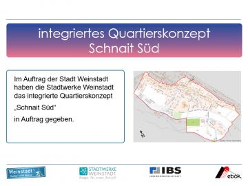 Integriertes Quartierskonzept Schnait Süd